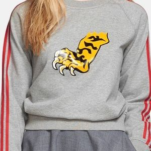 Marc by Marc Jacobs Tiger Raglan Sweatshirt